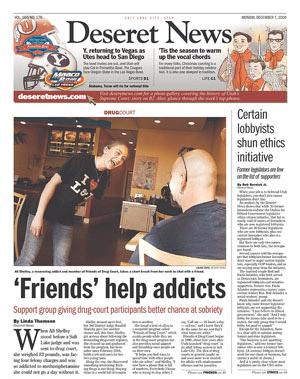 The Deseret Morning News