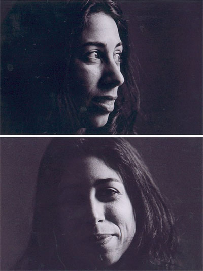 Ana Menendez, photo by Robert Birnbaum