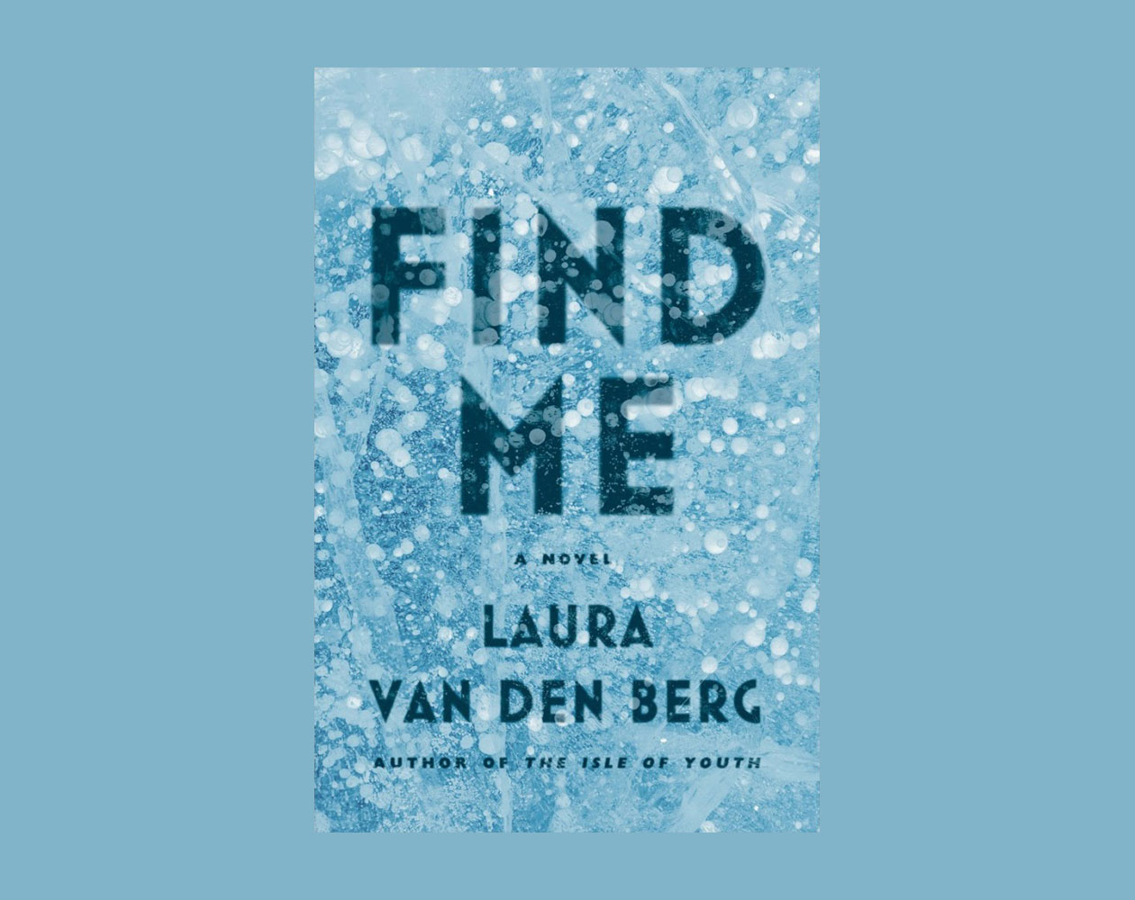 The 2016 Tournament Of Books Long List Morning News Joy Van Electrical Fuse Box Find Me By Laura Den Berg