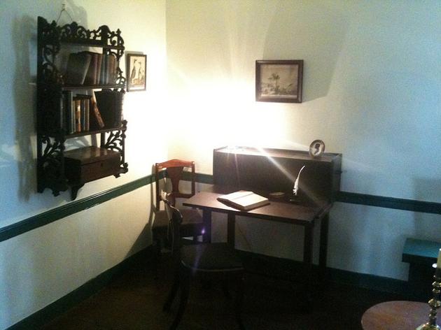 Edgar Allan Poe Cottage The Morning News