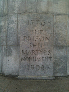 Prison Ship Martyrs Monument