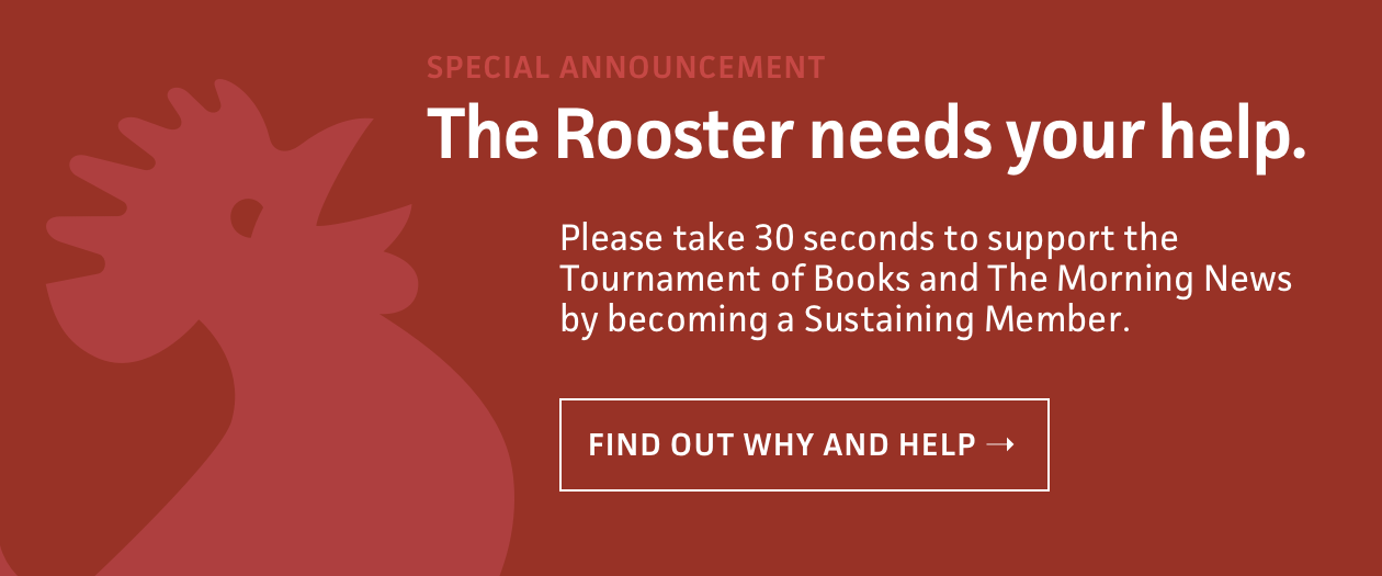 The Rooster Nonfiction Pop-up: Educated, Second Half - The