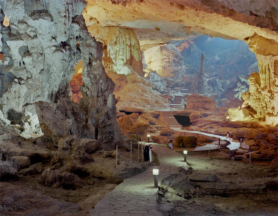 zanzarah how to go lava cave