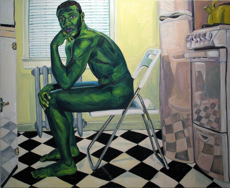 Men gallery black Black man