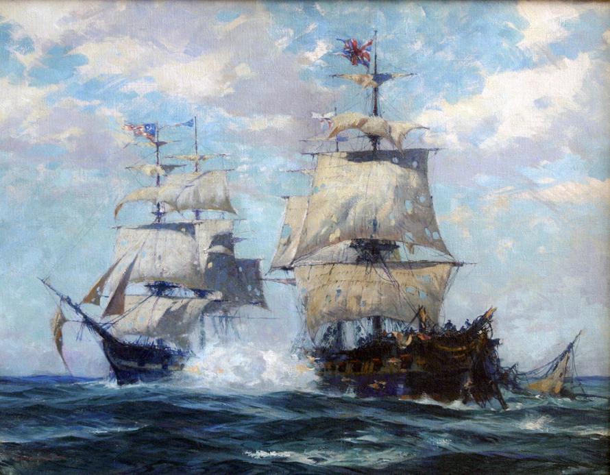 Artist Gordon Grant Paintings