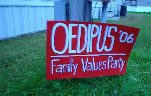which is more responsible for oedipus' Oedipus, birth and early life, the sphinx, oedipus the king.