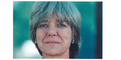 Anne Garrels, shot by R. Birnbaum