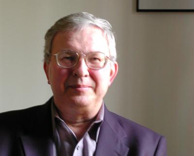 Henry Petroski, photo by Robert Birnbaum