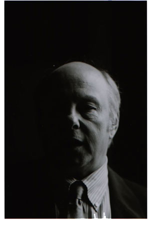 Kunstler, photographed by Robert Birnbaum, copyright 2005