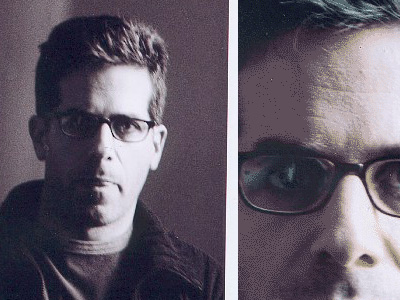 Jonathan Lethem, photo by Robert Birnbaum