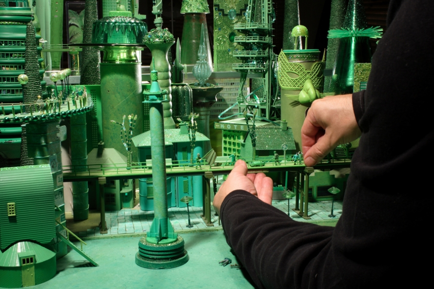 Building the Emerald City - The Morning News