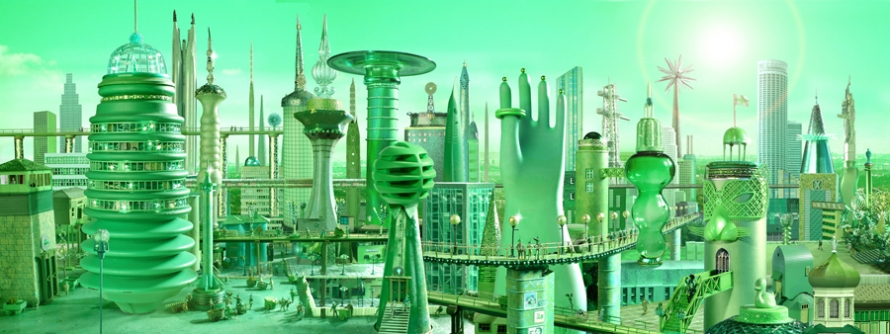 building the emerald city   the morning news