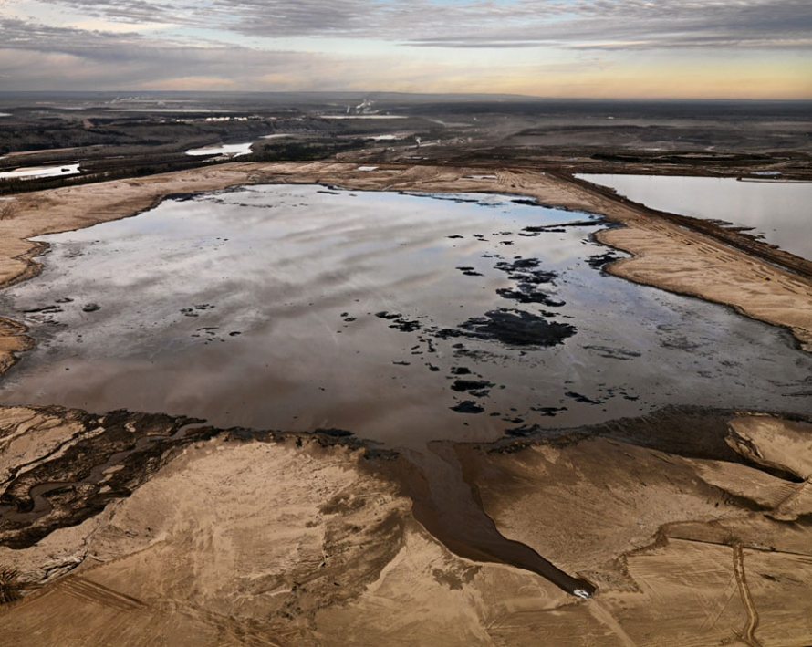 Burtynsky Oil Sands Alberta Oil Sands 2