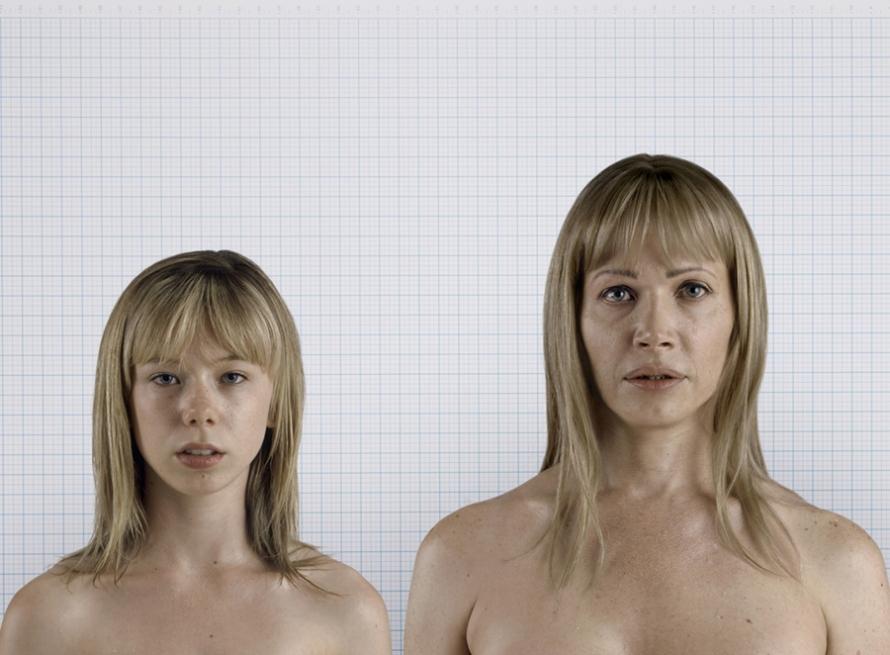 Nude Teen Art Non 114
