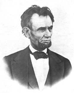 The Last Known Photo of Abraham Lincoln