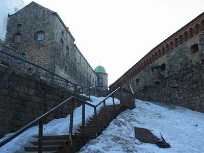 Vyborg fortress, photo by Veronica Khokhlova