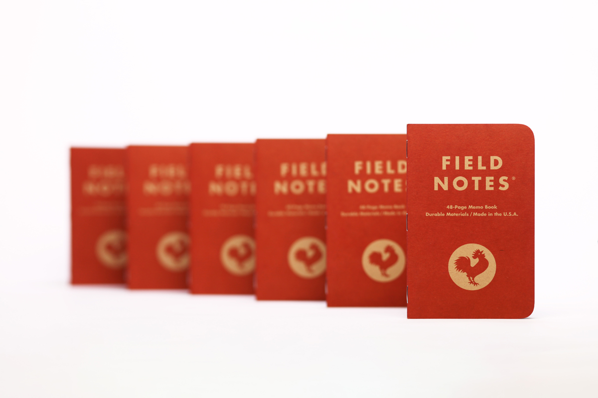 The Official 2016 Tournament of Books Field Notes Memo Book