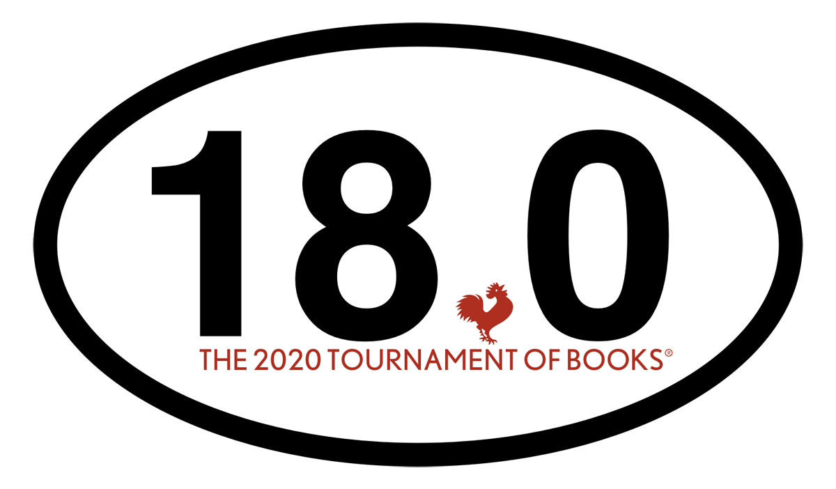 2020 Tournament of Books Merch